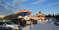 Парковка у горнолыжного комплекса