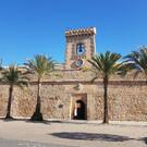 Замок-крепость Санта-Пола