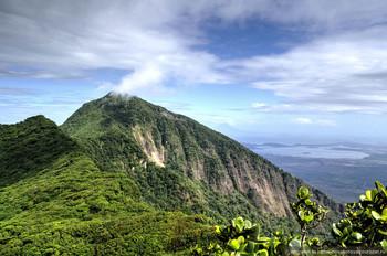 В Никарагуа спасли двоих россиян, совершавших восхождение на вулкан