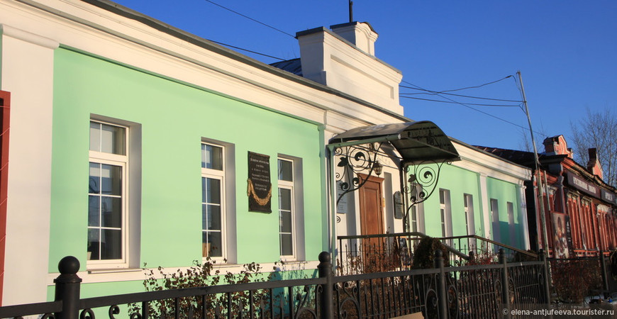 Музей «Горная аптека» в Барнауле