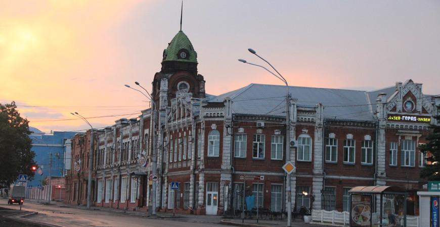 Музей «Город» в Барнауле