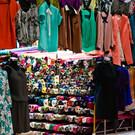 Шанхайский рынок тканей