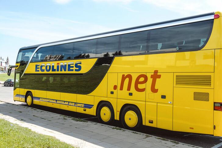 Автобус Москва — Берлин