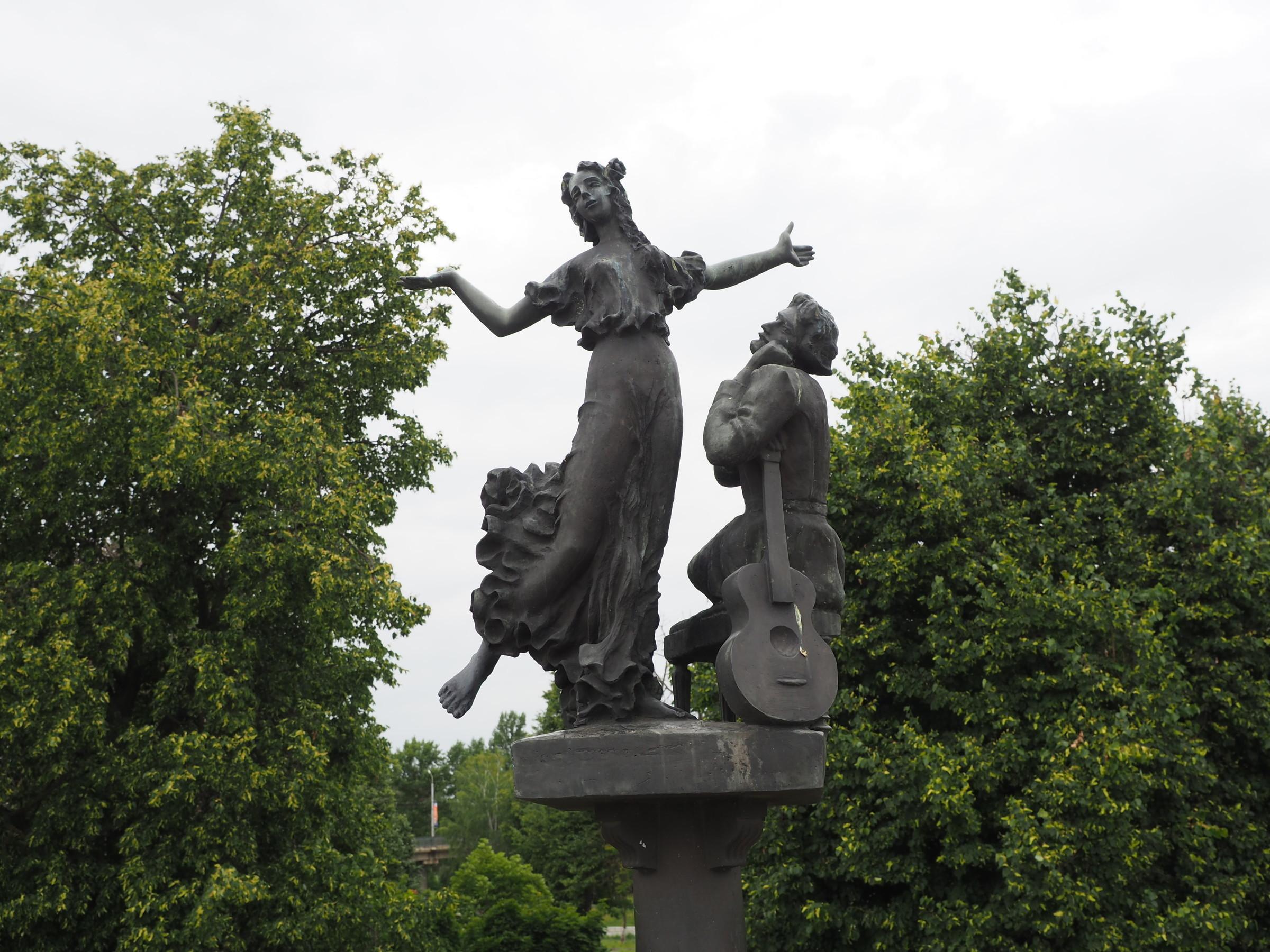 памятник лескову в орле картинка документы