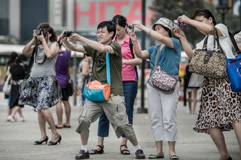 Власти Китая призвали своих туристов к порядку в зарубежных поездках