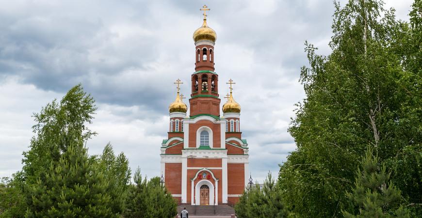 Христорождественский собор в Омске