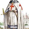 Жак-Де Моле, последний мэтр тамплиеров, которого сожгли в Париже в 1314 году
