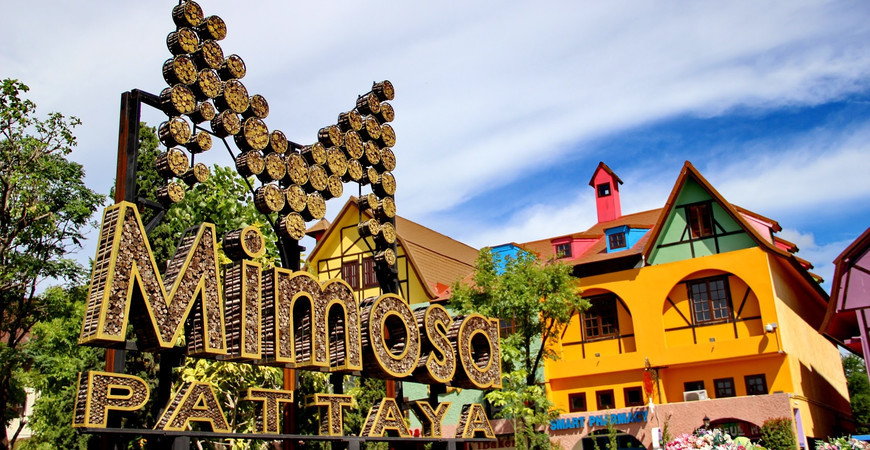 «Мимоза» в Паттайе (Mimosa Pattaya)