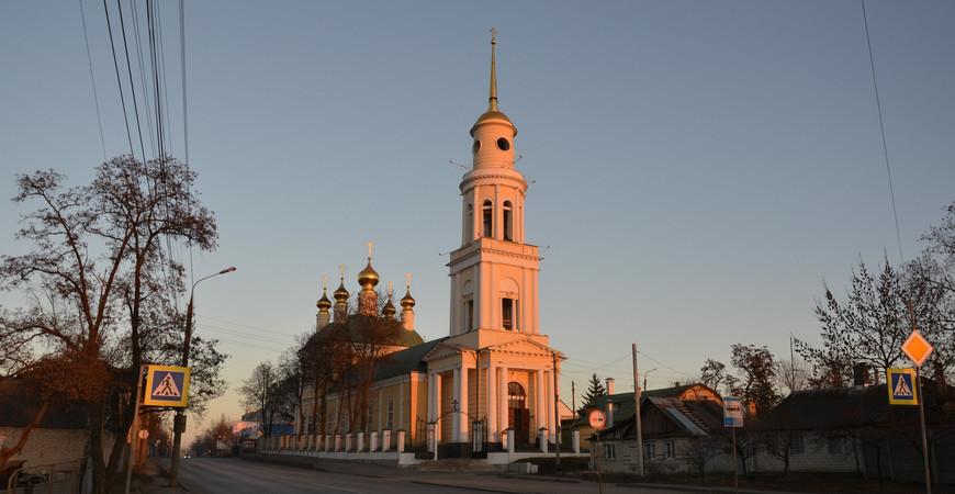 Ахтырский кафедральный собор в Орле