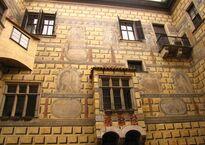 Крумловский замок (Zámek Český Krumlov)