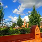 Дворец Ольденбургских в Рамони