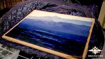 Картина Куинджи вернётся на выставку в Третьяковку 1 февраля