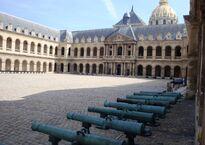 Государственный Дом Инвалидов в Париже