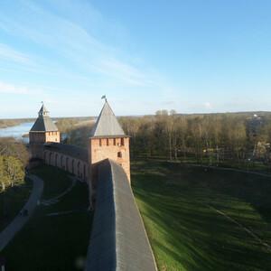 Майские праздники в Великом Новгороде