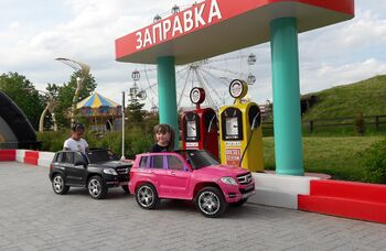 Отдых в Москве с детьми
