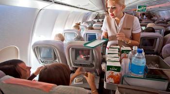 Аэрофлот вернёт бесплатный алкоголь для пассажиров эконом-класса
