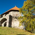 Верхний замок Вышеграда
