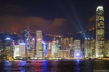 В Гонконге после реконструкции открылась «Аллея звёзд»