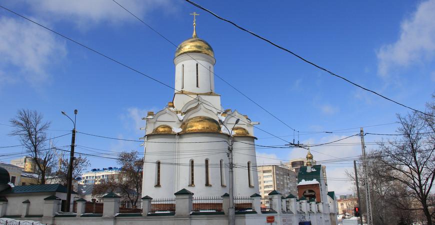 Троицкий храм в Иваново