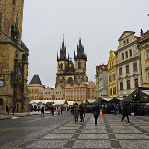 Такая разная Прага, часть первая