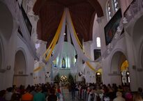 Костёл святого Симеона и святой Елены / Красный костёл