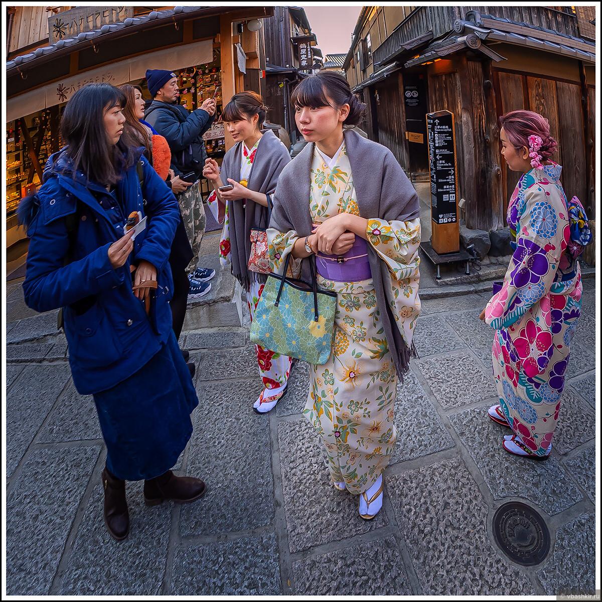 """Фото из альбома """"Исчезающий ниндзя или Киото+"""", Киото, Япония"""