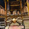 Ваджра во дворе Золотого Храма