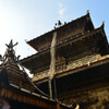 Крыша в стиле пагоды Золотого Храма