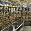 Часть из 108 священных источников в храмовом комплексе Муктинатх