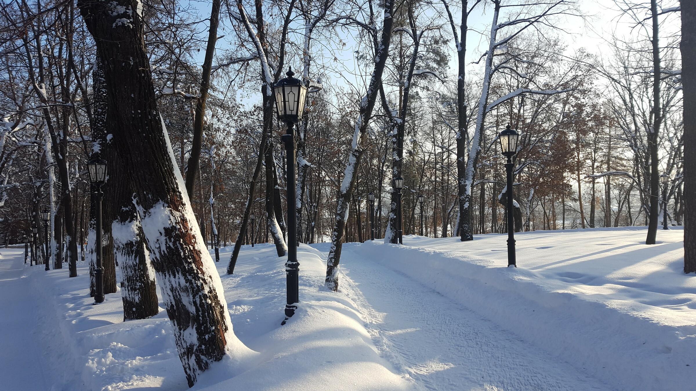 фото примечательных мест в уфе зимой свою фотографию москвы