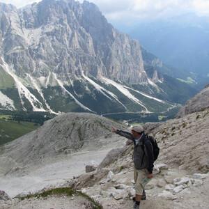 Альпы — мое вдохновение!