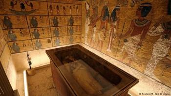 В Египте вновь открыли гробницу Тутанхамона, но могут запретить туристам посещать Долину Фараонов