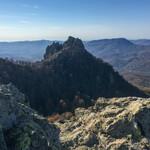 Гора Индюк.