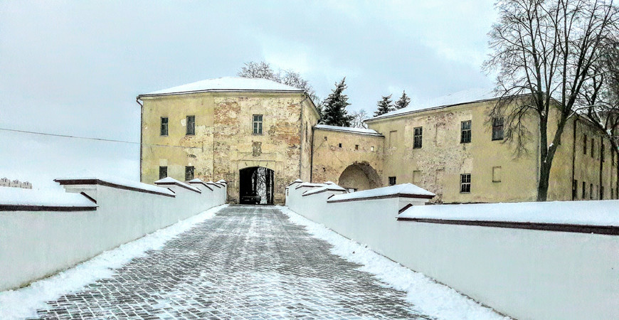 Гродненский Старый замок