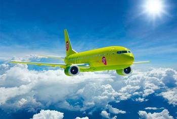 S7 Airlines полетит из Петербурга на Сардинию