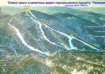 Горнолыжный комплекс «Телецкий» (#TeletSki)