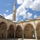 Мечеть Юч-Шерефели