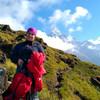По дороге к верхнему лагерю Марди Химал