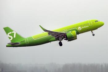 S7 Airlines откроет регулярные рейсы из Москвы на Байконур