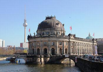 Музейный остров и Берлинская телебашня