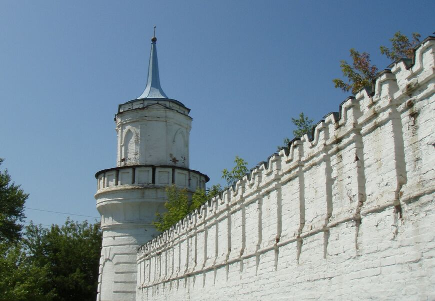 Верхотурский Свято–Николаевский монастырь
