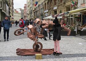 Многоликая Прага. Штрихи