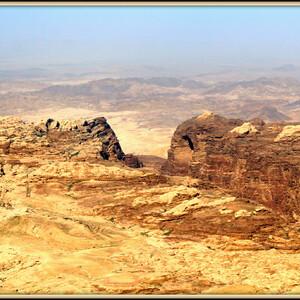 Сказочная дорога из Акабы в Петру