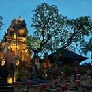 Храм богини Сарасвати в Убуде