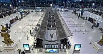 В Бангкоке турист из РФ погиб, спрыгнув с четвертого этажа терминала аэропорта