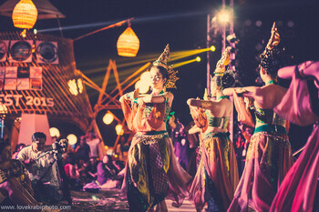 В Таиланде проведут фестиваль музыки и кулинарии «Нага»