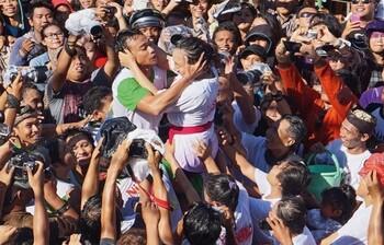 На острове Бали пройдёт Фестиваль поцелуев