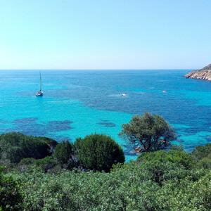 Пляжи южной Сардинии