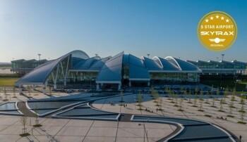 Аэропорт Ростова-на-Дону первым в России получил 5 звезд Skytrax
