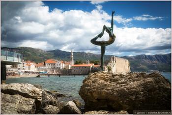 Черногория в 2018 году приняла более миллиона туристов
